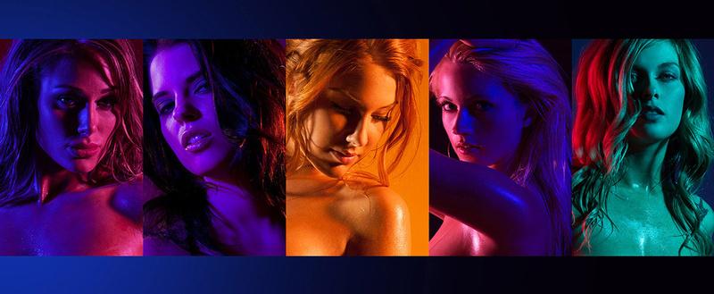 Neon Nudes v.01