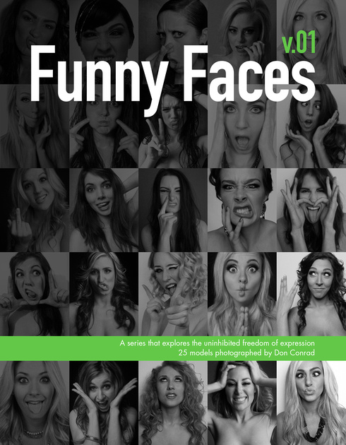 Funny Faces v01